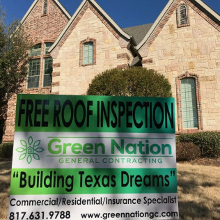 Roof Projects - DFW